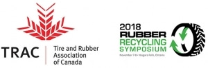 TRAC Rubber recycling symposium 2018